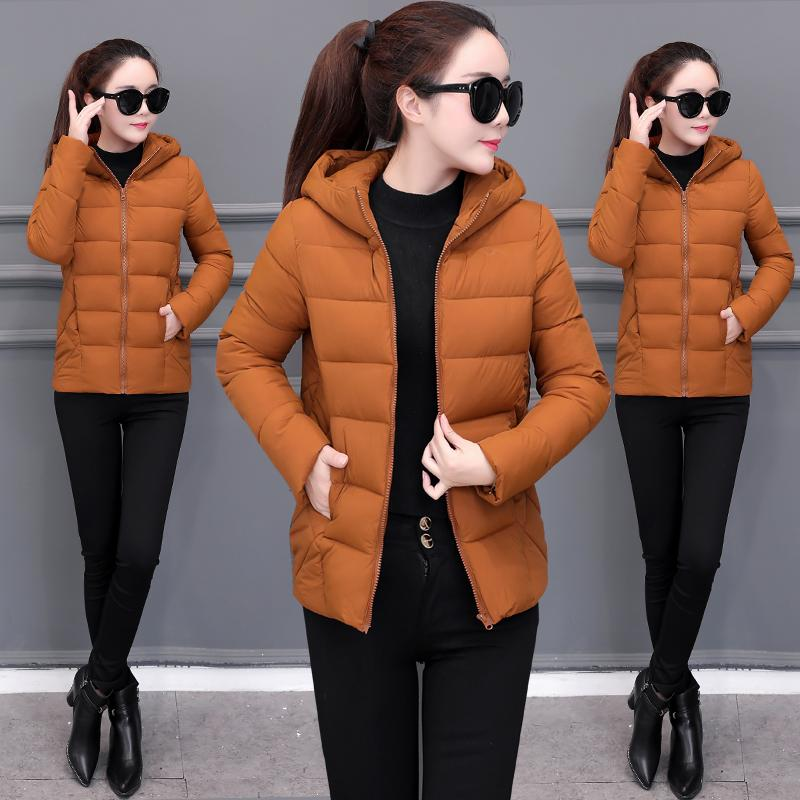 c1582e665f0 2018 Korean Style Fall And Winter Clothes New Style off Season Slim Fit  Small Quilited Jacket
