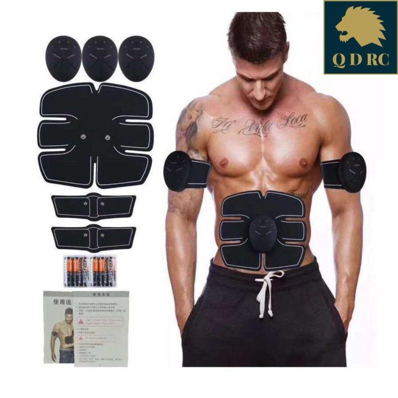 Miếng dán thể dục Men Body máy cho cơ bụng vai mông 6 múi pack ems 1 rung cực mạnh Beauty Body