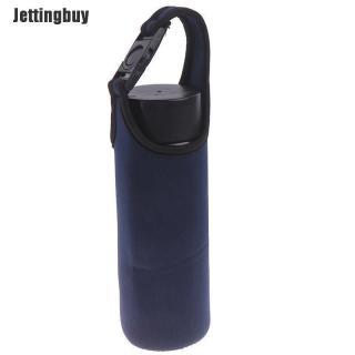 Jettingbuy Chai Nước Bao Gồm Tay Áo Carrier Ấm Cách Nhiệt Túi Nước thumbnail