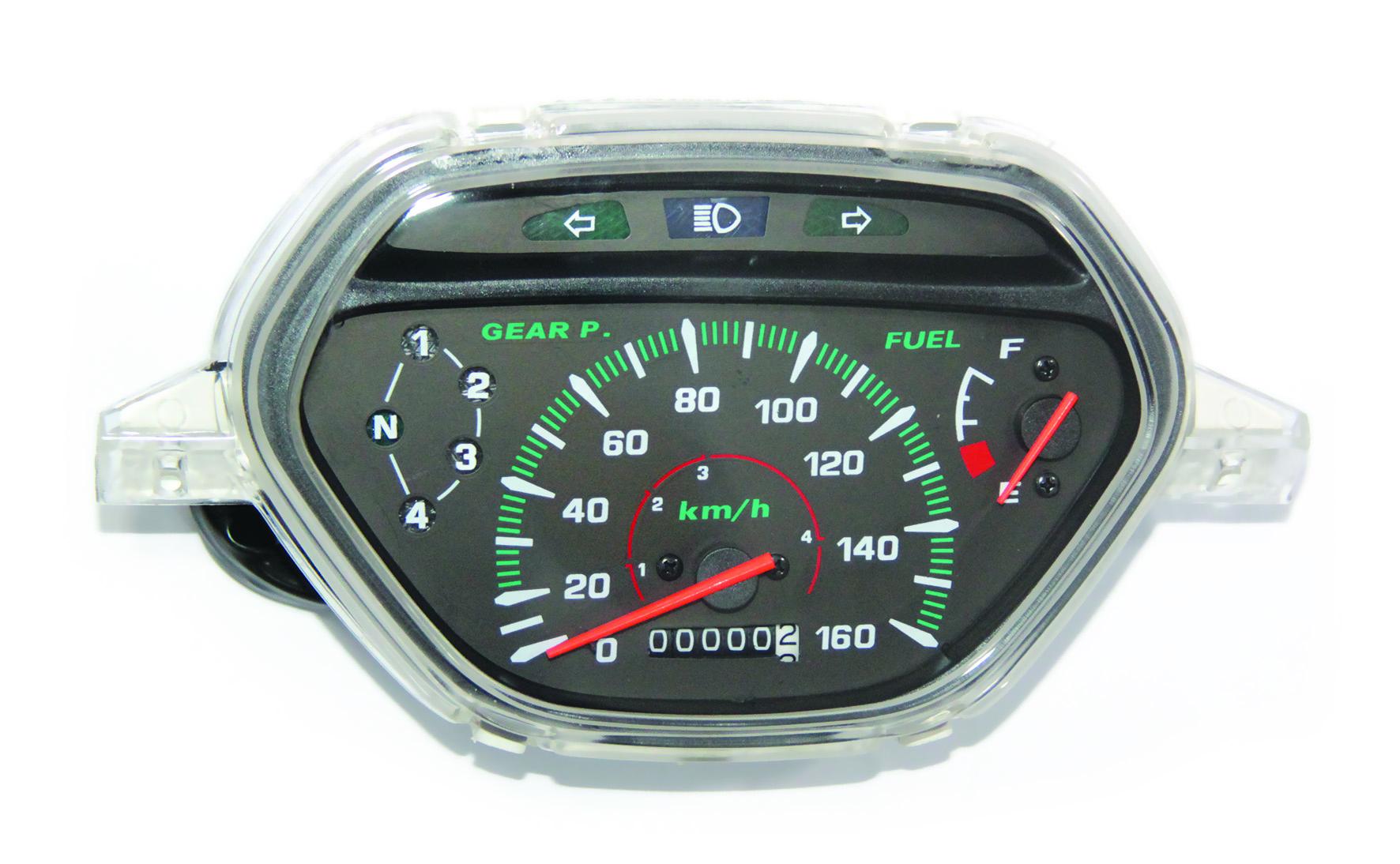 Đồng hồ công tơ mét xe máy Wave anpha