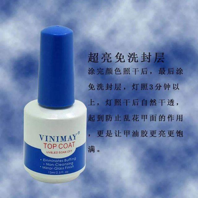 Top cường lực Vinamay ( base, top ) tốt nhất