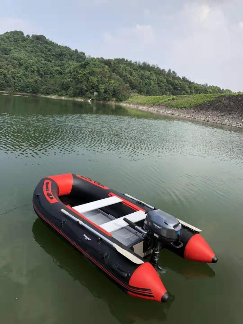 Giá bán Thuyền phao bơm hơi đaý cứng TK RIB 230