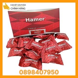 5 viên [chuẩn auth date 2024 kẹo sâm Hamer Candy thế hệ mới Tăng Cường Sinh Lí Nam Giới - Chính Hãng Từ Mỹ thumbnail