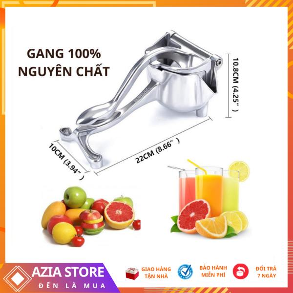 Dụng cụ ép hoa quả cầm tay, Máy ép trái cây, máy vắt cam bằng tay, cối ép trái cây bằng gang-Dụng cụ ép hoa quả đa năng giúp ép hoa quả cực dễ