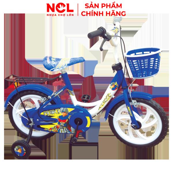 Mua Xe Đạp Trẻ Em Nhựa Chợ Lớn 14 inch K76 Dành Cho Bé Từ 4 - 5 Tuổi - M1471-X2B