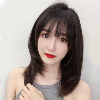 Tóc giả nữ Hàn Quốc + Tặng kèm lưới T294 thumbnail