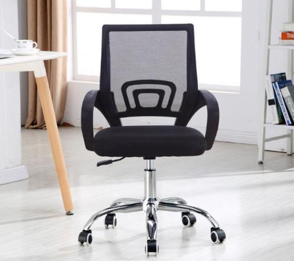 Ghế văn phòng ,chân xoay giá rẻ