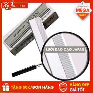 Bộ 10 Dao Cạo, Tỉa Lông Mày Tóc Mái Special 4.9 thumbnail