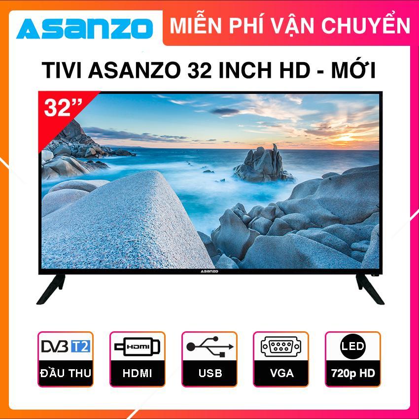 Bảng giá Tivi Led Asanzo 32 inch HD - Model 32AT120, 32T31 HD Ready, Tích hợp DVB-T2 - Bảo Hành 2 Năm Điện máy Pico
