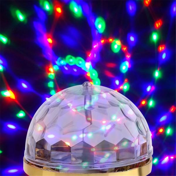 [XẢ KHO CẮT LỖ] Đèn LED DJ Chiếu Sáng Sân Khấu Karaok - MT Shop