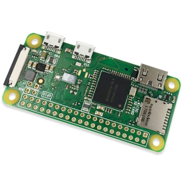 Bảng giá for Raspberry Pi Zero W Wireless Pi 0 with WIFI and Bluetooth 1GHz CPU 512MB RAM Linux OS 1080P HD Video Output Phong Vũ