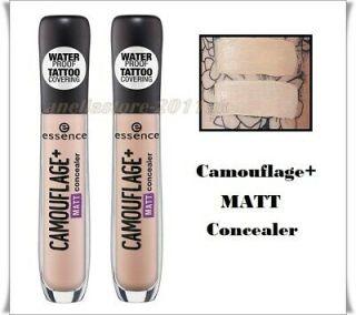 Kem che khuyết điểm che hình xăm Đức Essence Camouflage + Matt Concealer thumbnail