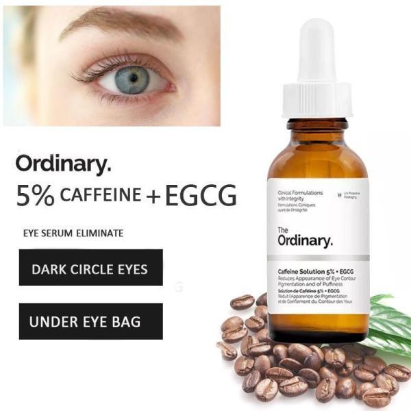 The Ordinary 5% Caffenie + EGCG Eye Serum giảm quầng thâm mắt,chống lão hoá,ngừa tàn nhang,giảm nhăn,dưỡng ẩm cao cấp