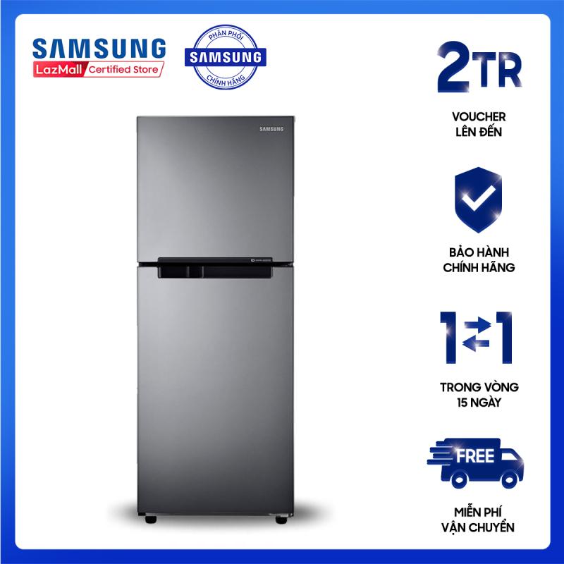 Tủ lạnh Samsung Inverter 208L RT19M300BGS/SV[Hàng chính hãng, Miễn phí vận chuyển]
