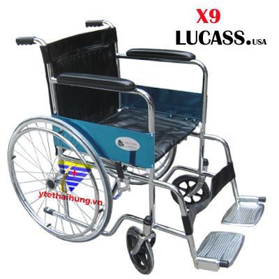 Xe Lăn Lucass X-9 nhập khẩu