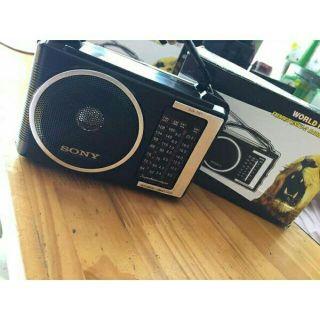 Đài fm Radio nghe Đài Sony SW-701 bắt được mọi tần số, sử dụng dòng điện 220V thumbnail