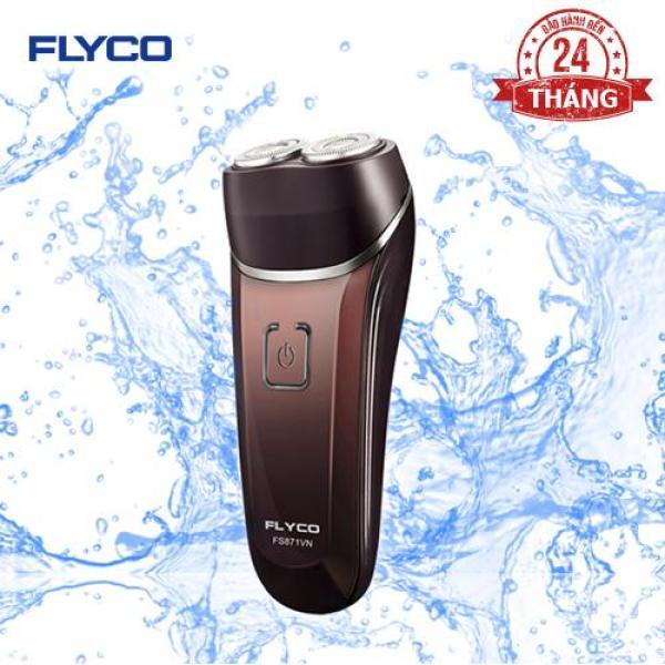 Bảng giá Máy cạo râu 2 lưỡi kép chống nước toàn thân FLYCO FS 871VN Điện máy Pico