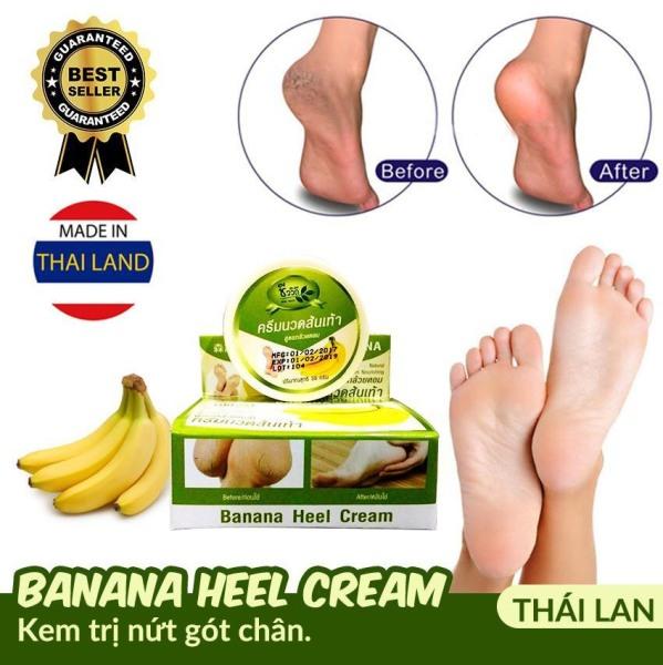 Kem nứt gót chân Banana Heel Cream