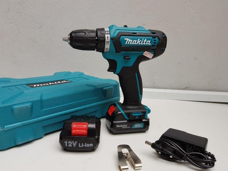Máy khoan pin 12v Makita DF331D pin vuông chuyên nghiệp may khoan pin 12v