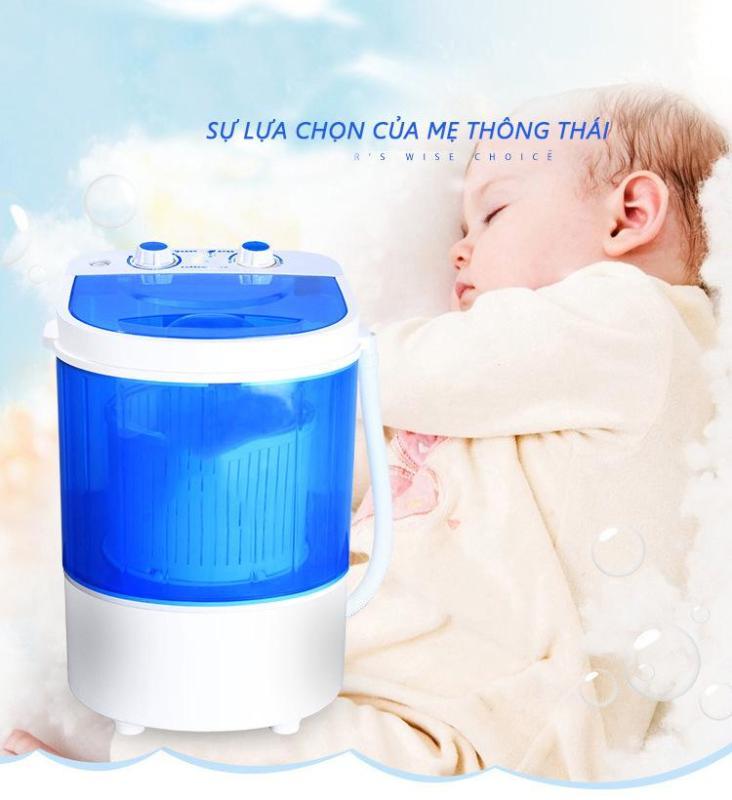 Bảng giá Máy giặt mini lồng giặt trong suốt máy giặt mini giặt đồ trẻ em Điện máy Pico