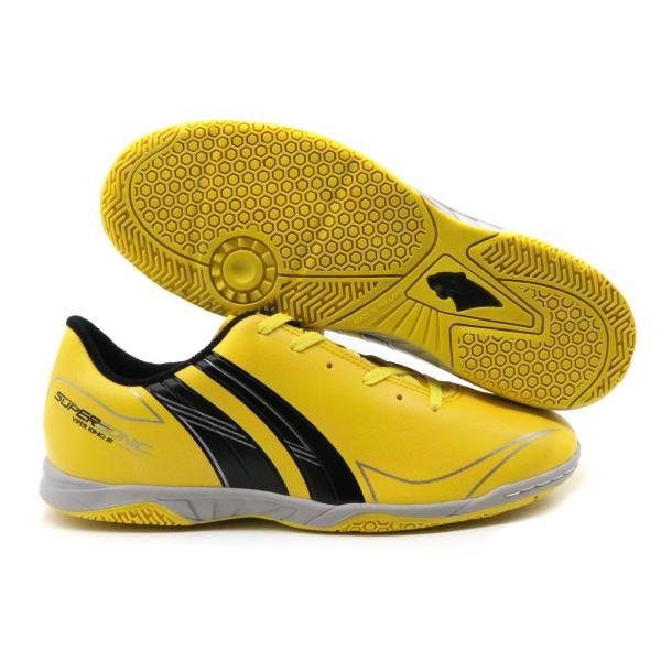 Giày đá bóng futsal Pan Super Sonic IC Vàng