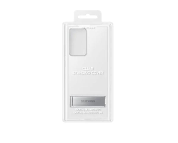 Ốp Lưng SamSung Clear Standing Cover Note 20 Ultra/ Ultra 5G chính hãng
