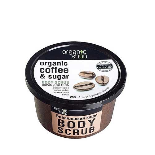Tẩy Tế Bào Chết Toàn Thân Organic Shop 250ml tốt nhất