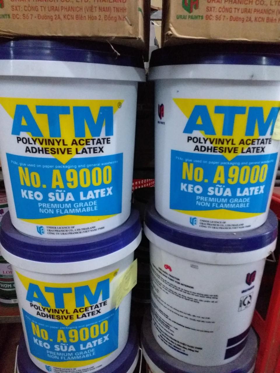 Keo sữa ATM Latex No. A9000 thùng 20KG