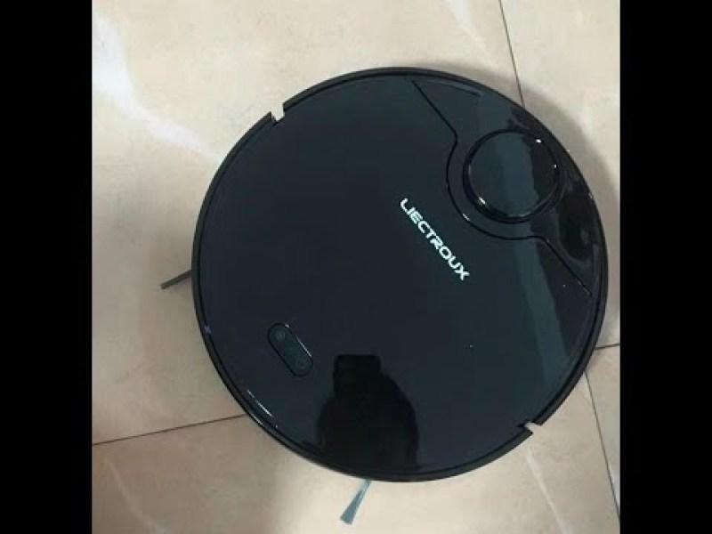Robot Hút Bụi – Lau Nhà LIECTROUX ZK901 Pin 4500mAh Hàng Mới 100% Bảo Hành 12 tháng