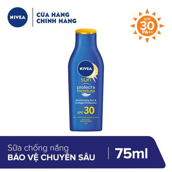 Sữa Chống Nắng Bảo Vệ Da Chuyên Sâu Nivea SPF30 PA++ 75ml - 85597