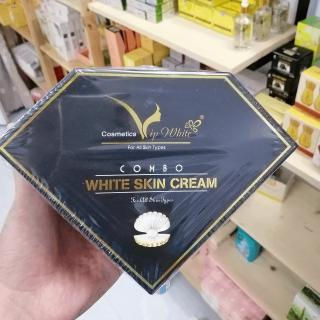 Kem face Vip white - Combo white skin cream Chính hãng thumbnail