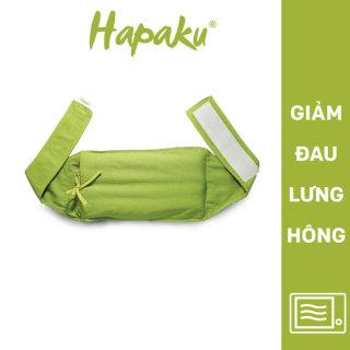Túi Chườm Thảo Dược Lưng Bụng Túi Chườm Nóng Giảm Đau Lưng Hông Đau nhức HAPAKU thumbnail