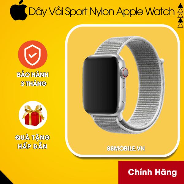 Dây Vải Apple Watch Sport Loop Cao Cấp Đủ Size 38mm/40mm/42mm/44mm 88Mobile