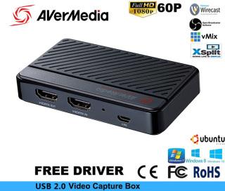 Thiết bị ghi hình live stream Avermedia GC311 - Thiết bị thu hình AverMedia Live Gamer Mini - GC311 - Capture Card AVerMedia Live Gamer MINI GC311 thumbnail