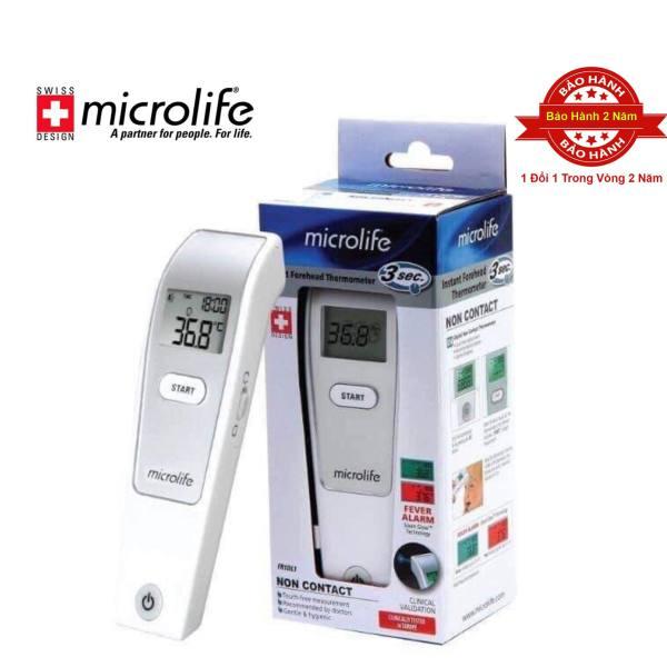 Nhiệt kế điện tử hồng ngoại đo trán MICROLIFE FR1MF1 - THỤY SĨ