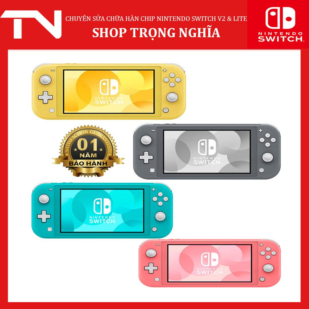 Nintendo Switch Lite - Bảo hành 12 tháng
