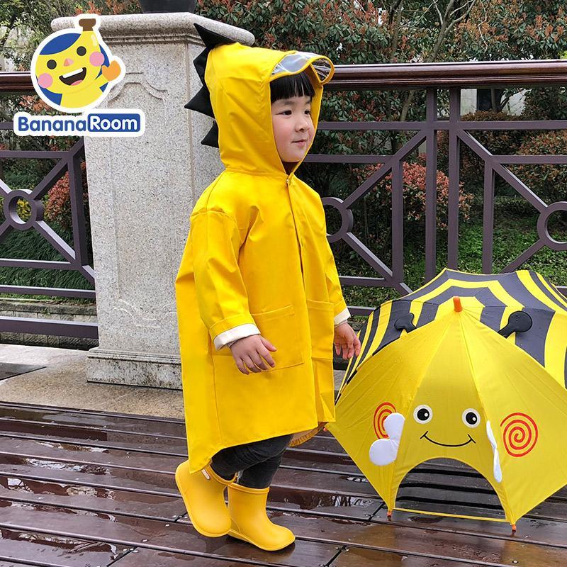 Giá bán [CÓ VIDEO] Áo mưa cho trẻ em hình khủng long-Áo mưa trẻ em hình khủng long đáng yêu cho bé 2-7 tuổi
