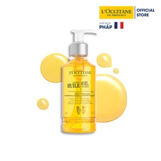 Tẩy trang dạng dầu L Occitane Cleansing Oil-to-Milk 200ml thumbnail