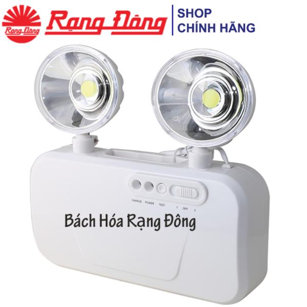 Đèn LED Khẩn cấp 10W Rạng Đông D KC02-10W