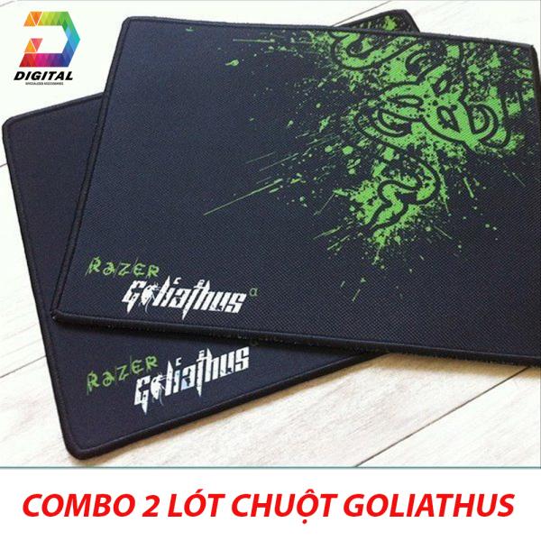 Giá Combo 2 Tấm Lót Chuột Goliathus Cho Game Thủ