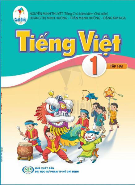 Tiếng Việt lớp 1 Tập 2 (Bộ sách Cánh Diều)