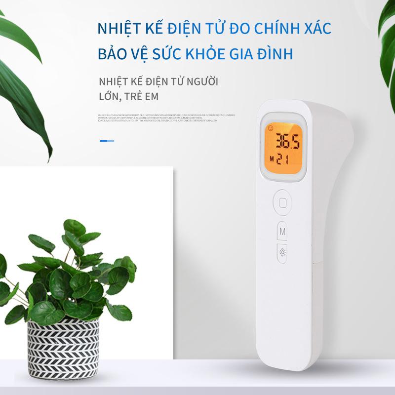 Máy đo thân nhiệt điện tử bằng tia hồng ngoại; Máy đo nhiệt độ cơ thể dành cho gia đình