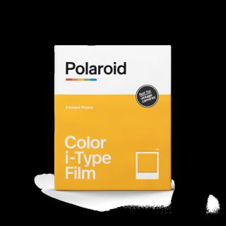 Film máy chụp ảnh lấy liền - phim màu Polaroid i-Type thumbnail