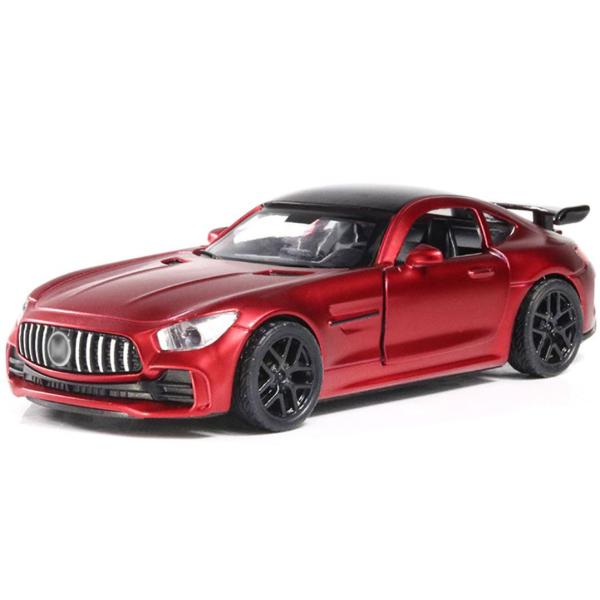 Xe mô hình kim loại Mercedes-Benz GTR tỷ lệ 1:34