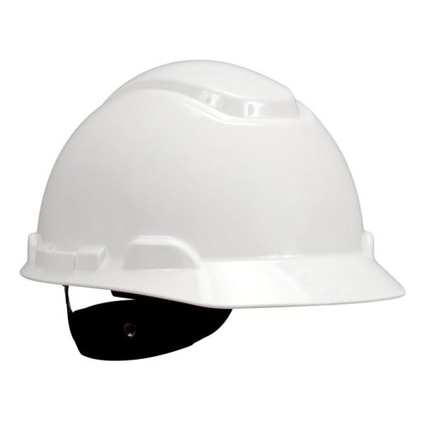 Nón bảo hộ 3M H-701R, màu trắng đã gồm quai nón