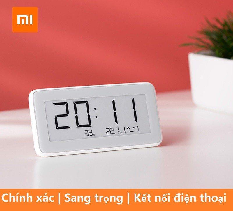 ĐỒNG HỒ ẨM KẾ XIAOMI THÔNG MINH  BH 7 ngày bán chạy
