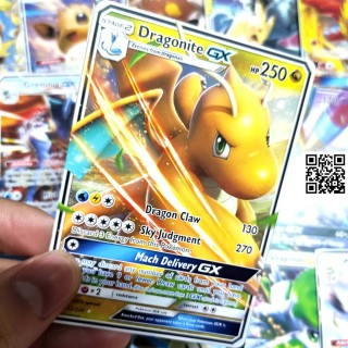 Bài Pokemon Thường cán bóng 1 mặt ngẫu nhiên (CAM KẾT KHÔNG TRÙNG) TẶNG 1 lá phản quang đặt biệt khi mua 20 lá [ 1459 R A ] 4