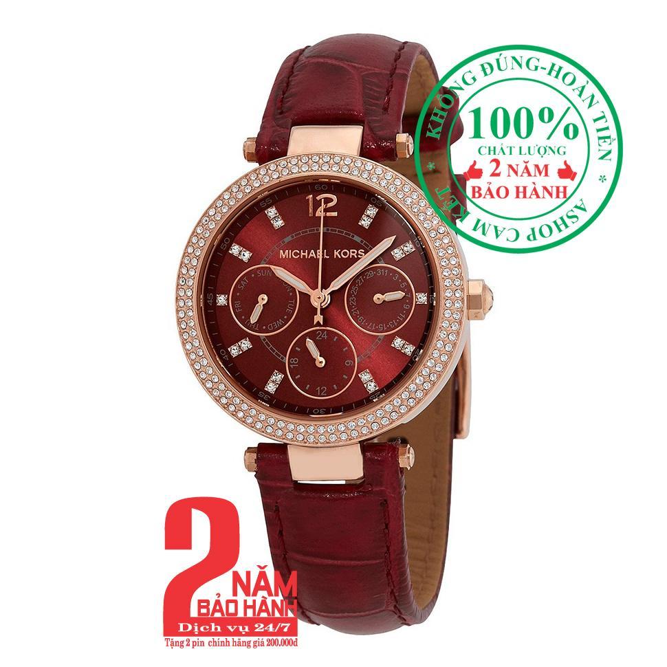 761cf8308a72 Đồng hồ nữ Michael Kors Mini Parker MK6451