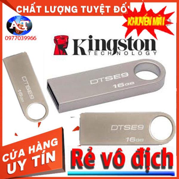 Bảng giá USB Kington 16GB (DTSE9) Phong Vũ