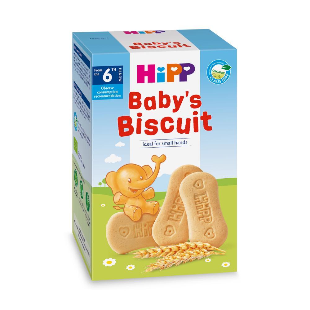 Bánh quy HiPP Organic 150g